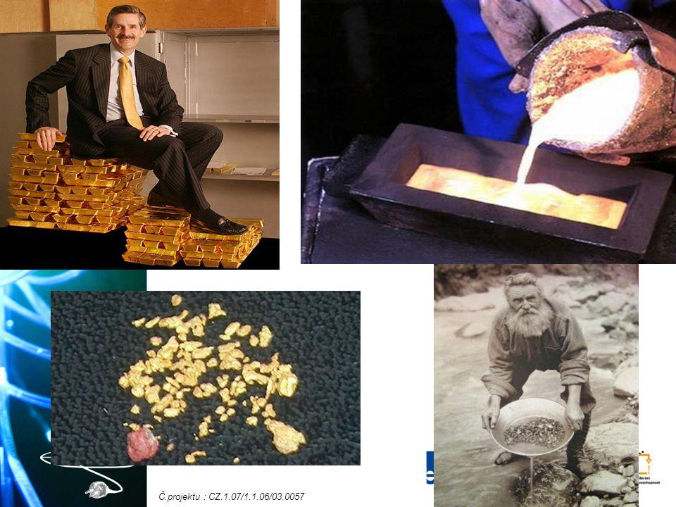 VYUŽITÍ – ŠPERKY ve formě slitin stříbro, měď, zinek, paladium ryzost se vyjadřuje v karátech (ryzí 24karátů) pozlacování – malá vrstva chrání před korozí z 1g zlata  1m fólie
