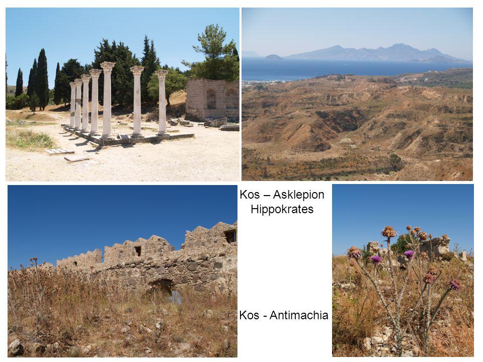 Řecko - Nissiros