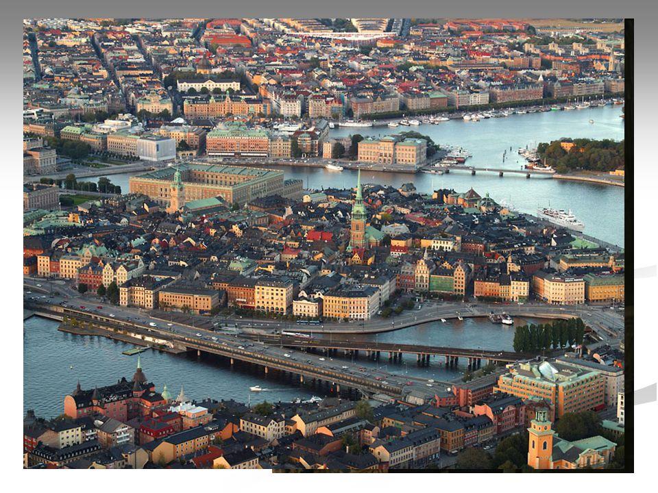 Základní informace Hlavní město :Stockholm Hlavní město :Stockholm Rozloha : 449 964 km² (54. na světě) Rozloha : 449 964 km² (54. na světě) Počet oby