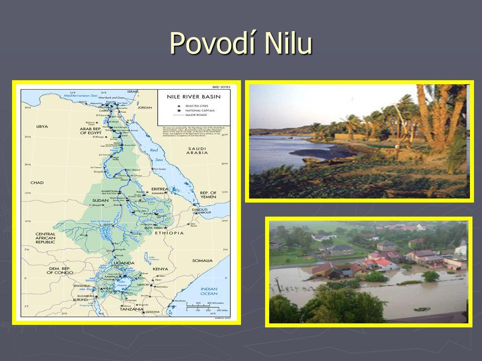 Povodí Nilu
