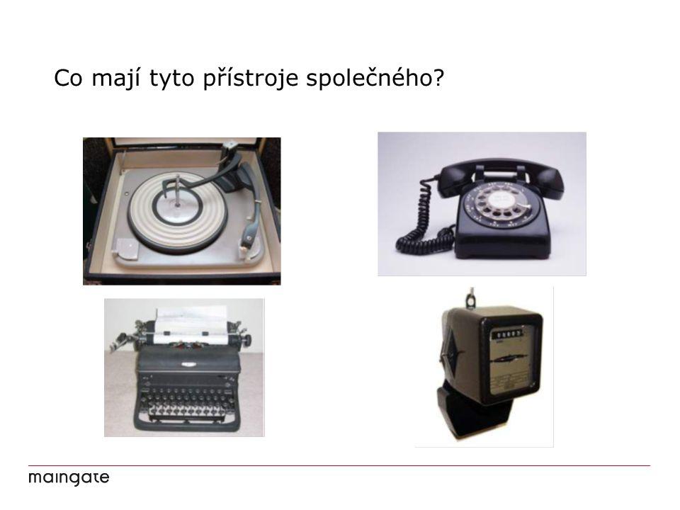 Co mají tyto přístroje společného