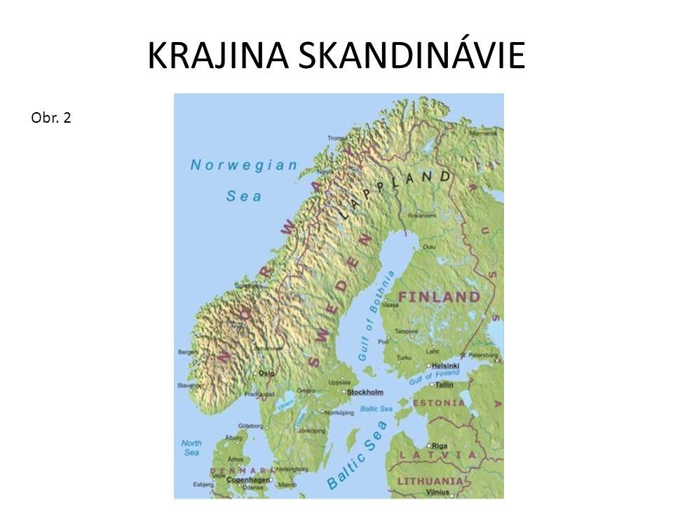 OPAKOVÁNÍ Doplňte text: Na ……….poloostrově se nachází dvě království Norsko, s hlavním městem ……….
