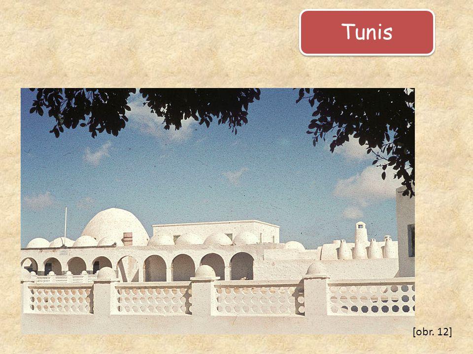 Tunis [obr. 12]