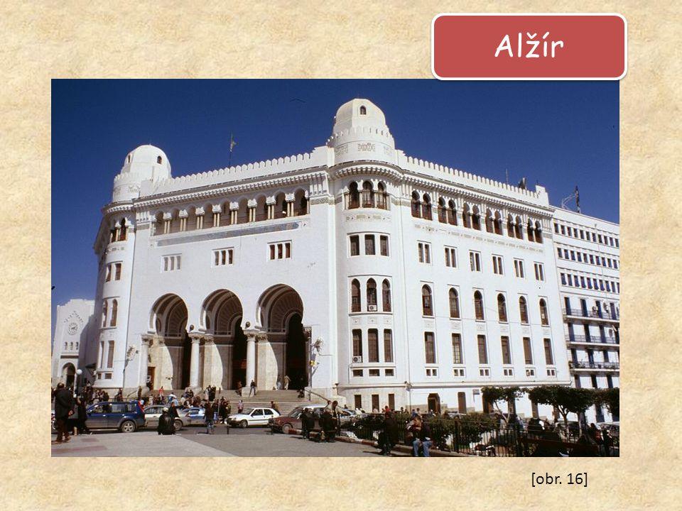 Alžír [obr. 16]