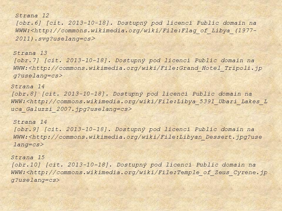 Strana 12 [obr.6] [cit. 2013-10-18]. Dostupný pod licencí Public domain na WWW: Strana 13 [obr.7] [cit. 2013-10-18]. Dostupný pod licencí Public domai