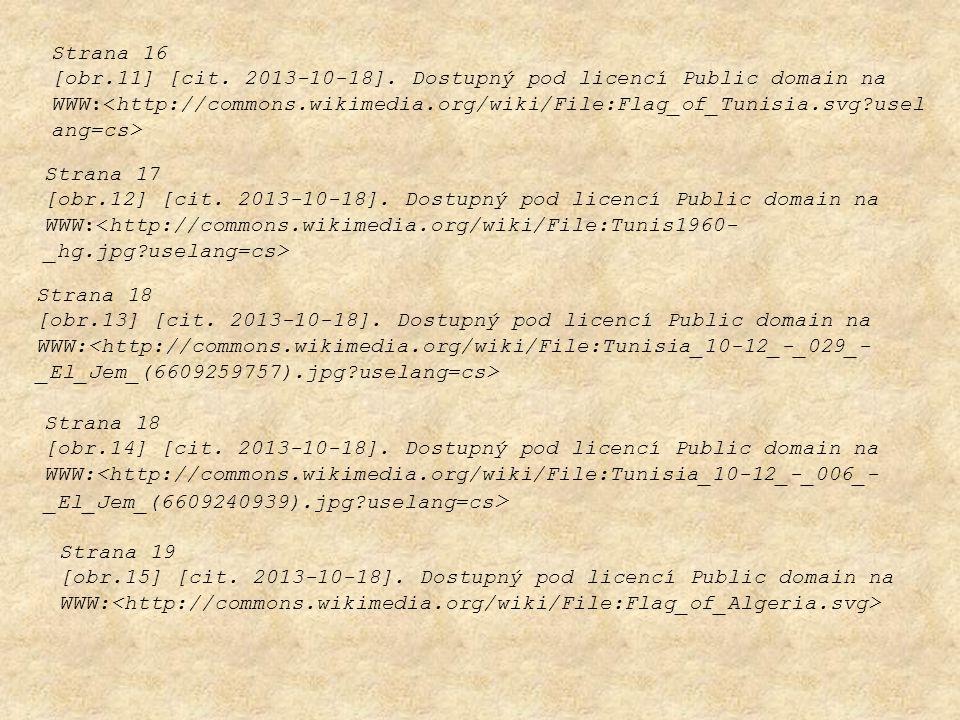 Strana 16 [obr.11] [cit. 2013-10-18]. Dostupný pod licencí Public domain na WWW: Strana 17 [obr.12] [cit. 2013-10-18]. Dostupný pod licencí Public dom