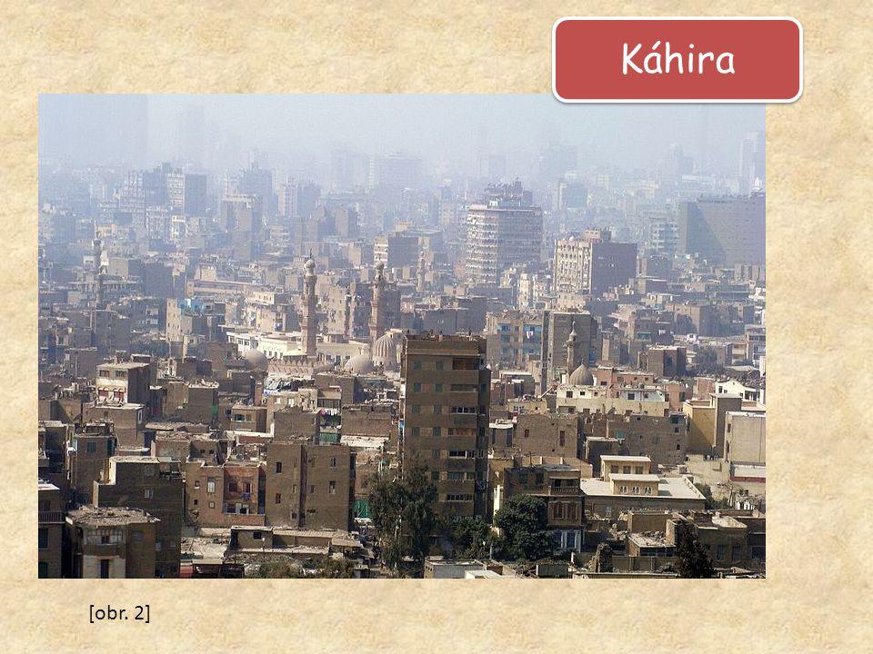 Káhira [obr. 3]