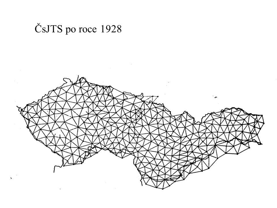 ČsJTS po roce 1928