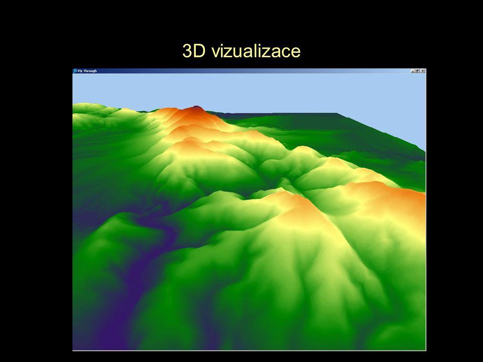 3D vizualizace