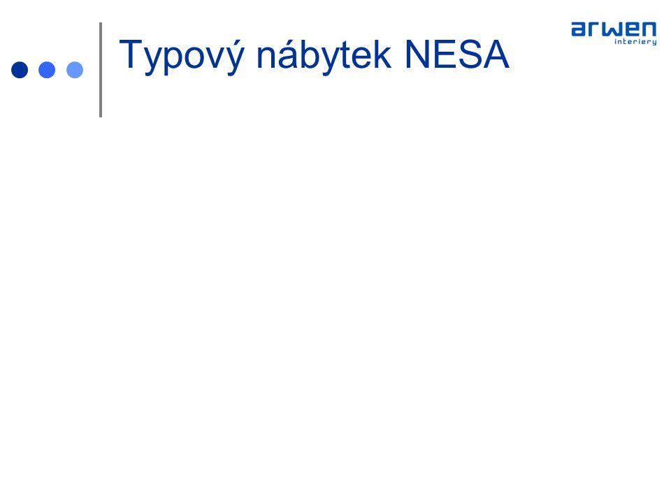 Typový nábytek NESA