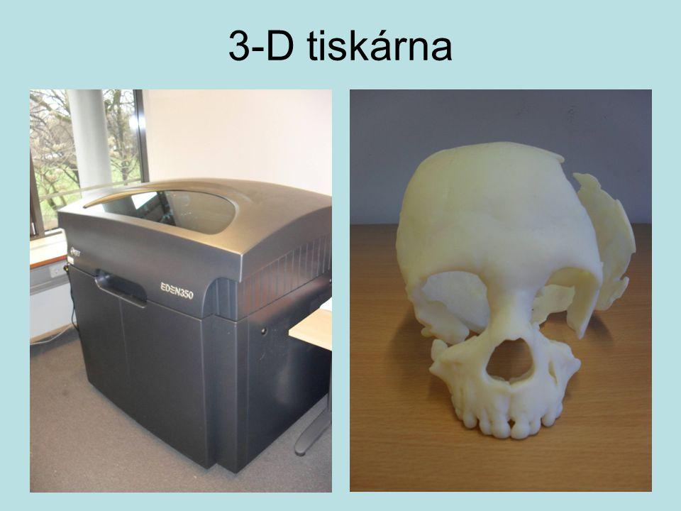 3-D tiskárna