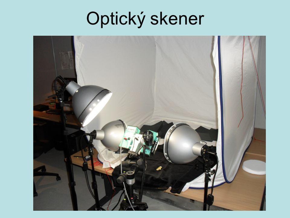 Optický skener