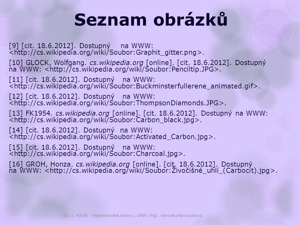 Seznam obrázků [9] [cit. 18.6.2012]. Dostupný na WWW:. [10] GLOCK, Wolfgang. cs.wikipedia.org [online]. [cit. 18.6.2012]. Dostupný na WWW:. [11] [cit.