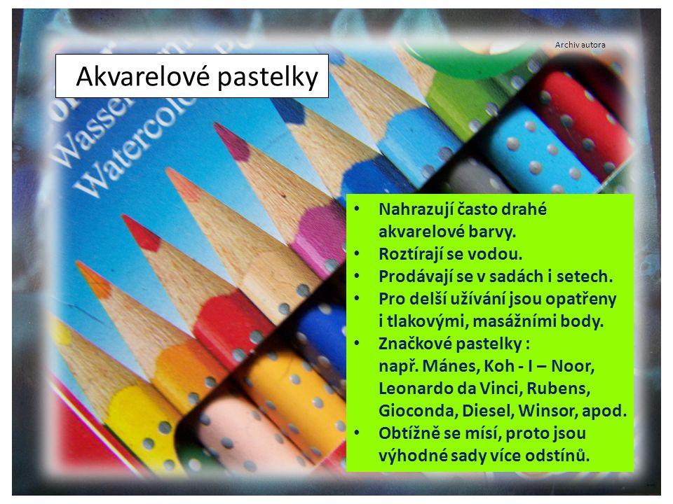 ©c.zuk Kvaš Název techniky pro malbu polokrycími vodovými barvami, obsahují bělobu – podobná akvarelu.