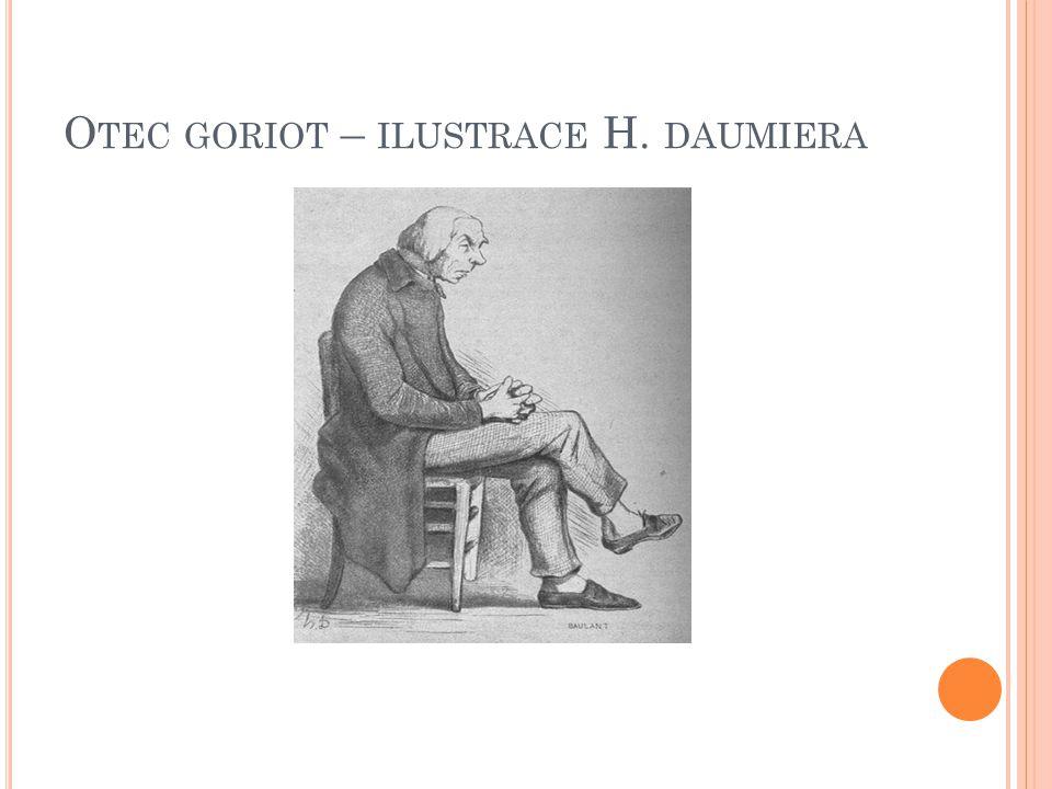 O TEC GORIOT – ILUSTRACE H. DAUMIERA