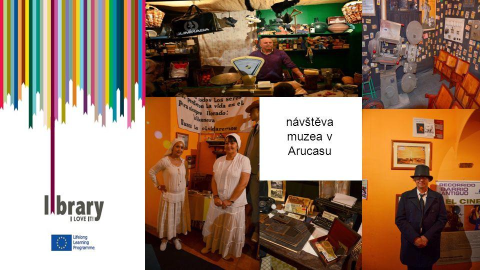 návštěva muzea v Arucasu