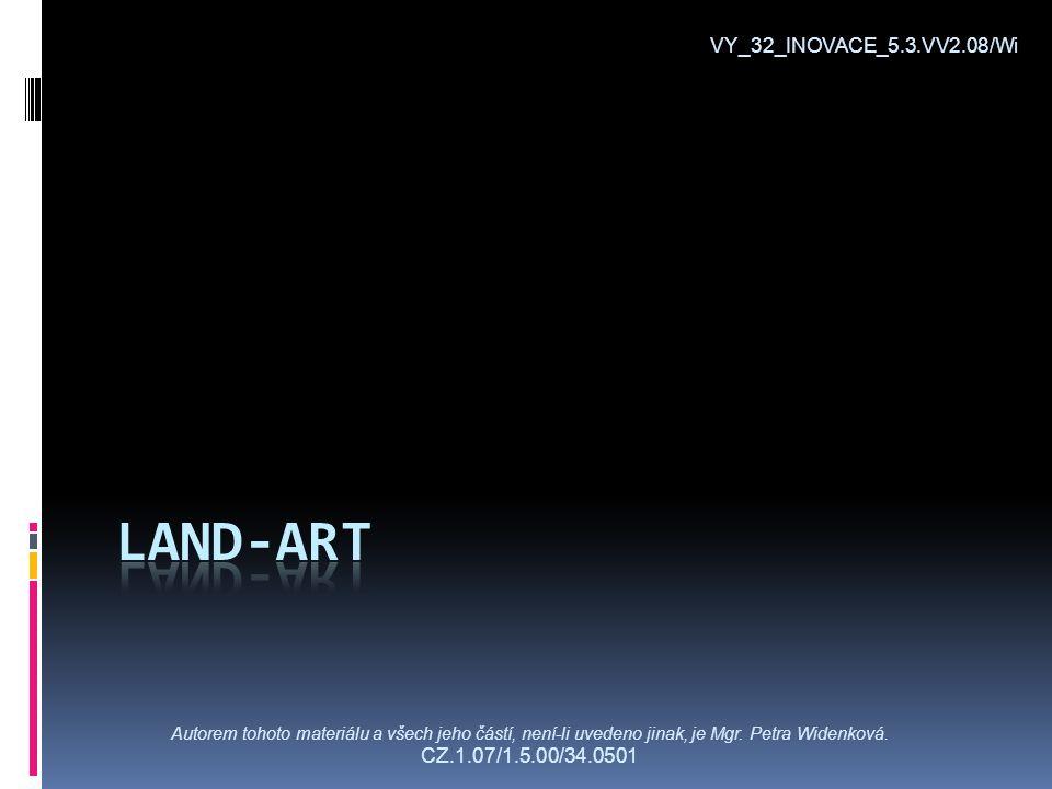 VY_32_INOVACE_5.3.VV2.08/Wi Autorem tohoto materiálu a všech jeho částí, není-li uvedeno jinak, je Mgr.