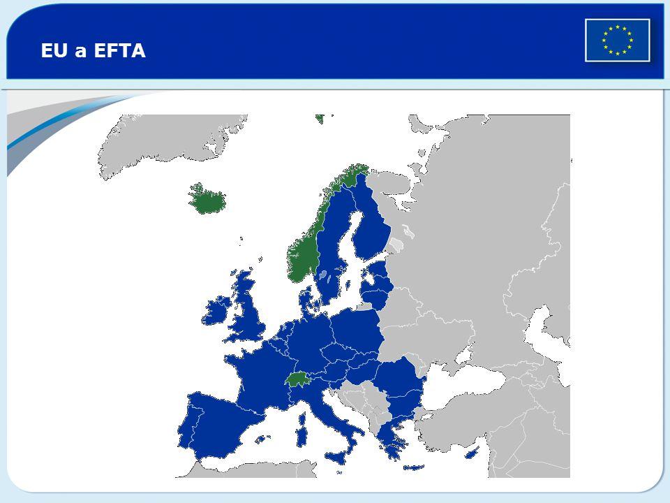 EU a EFTA