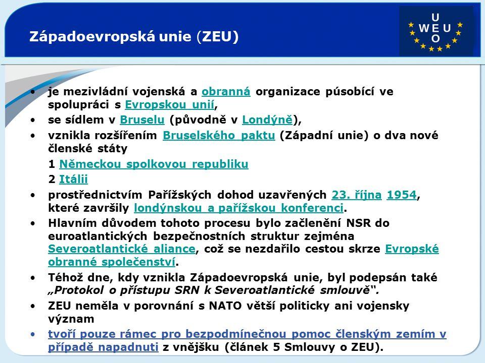 Europské společenství 70.