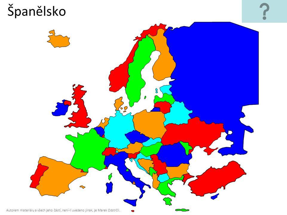 Autorem materiálu a všech jeho částí, není-li uvedeno jinak, je Marek Odstrčil. Švédsko