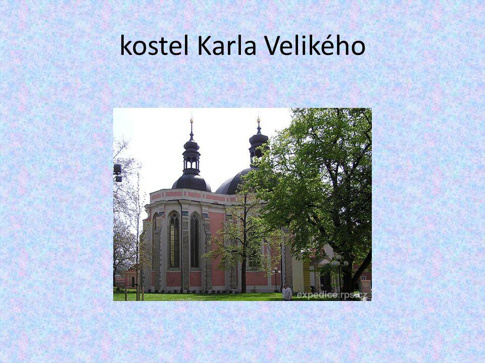 kostel Karla Velikého