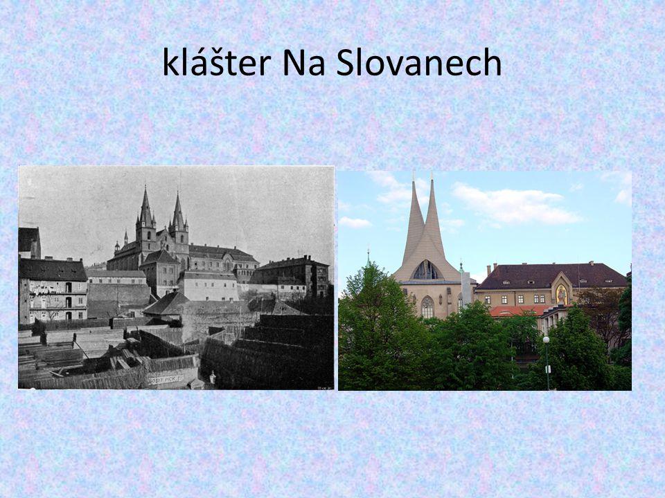 klášter Na Slovanech