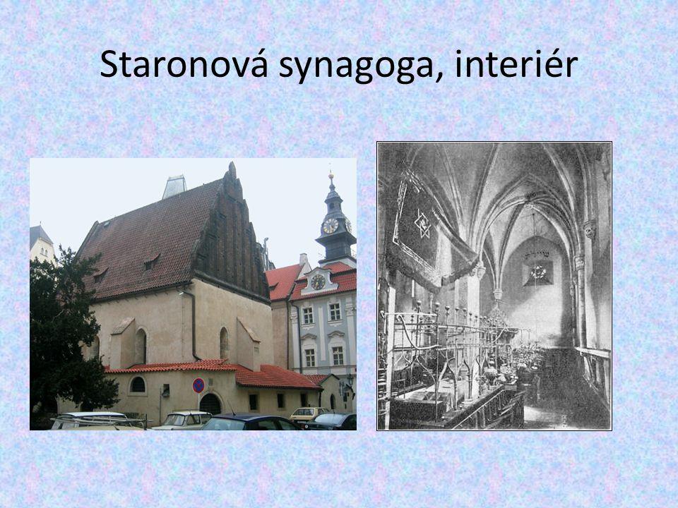 torzo kostela Panny Marie Sněžné, kostel Panny Marie před Týnem