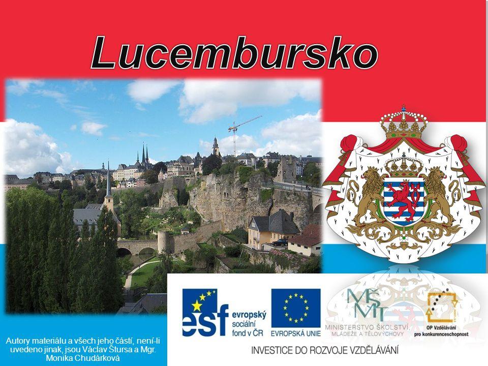 Velkovévodství hl.město Lucemburk jazyky:  francouština němčina a lucemburština.