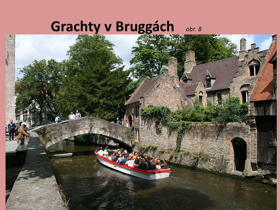Grachty v Bruggách obr. 8