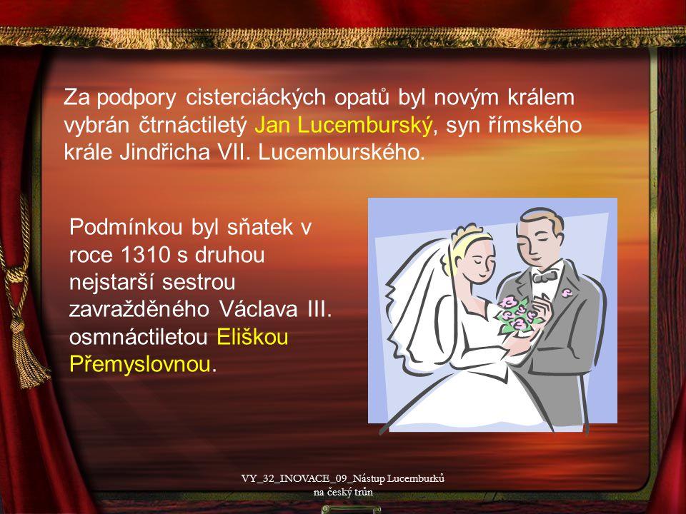 Jan byl v roce 1310 zvolen českým králem na základě přijetí ústupků, které omezovaly jeho moc.