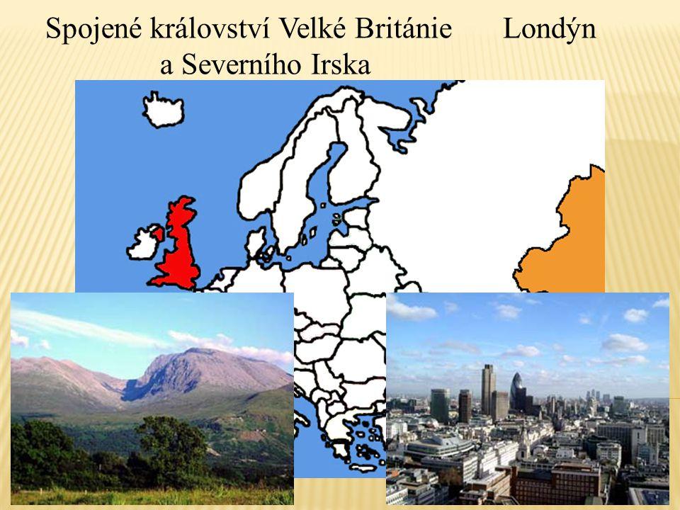 Evropa – státy a hlavní města Vyhledávejte ve své příruční mapě. Západní Evropa