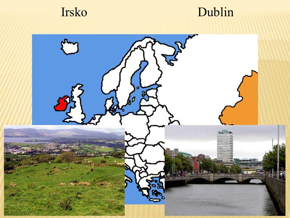 Spojené království Velké Británie a Severního Irska Londýn