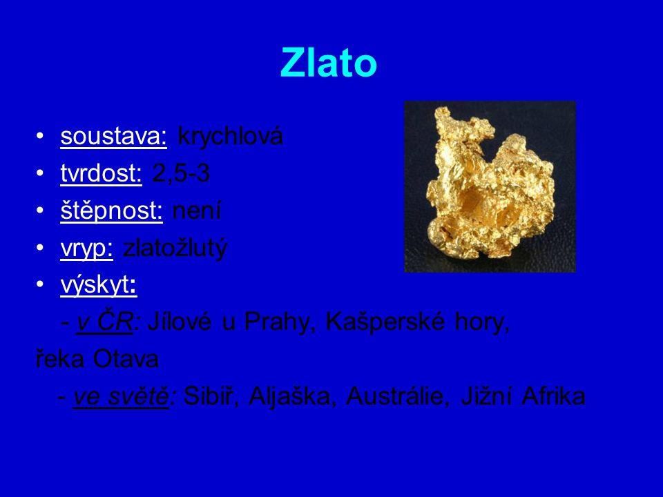 Zlato V jakých hodnotách se uvádí podíl zlata ve špercích?