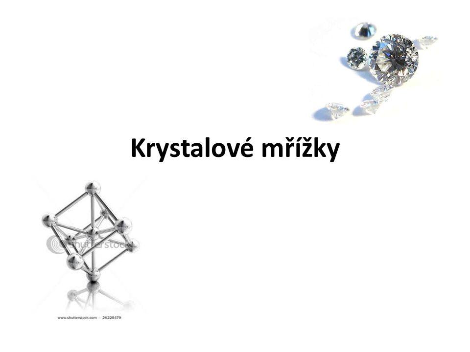 Krystalové mřížky