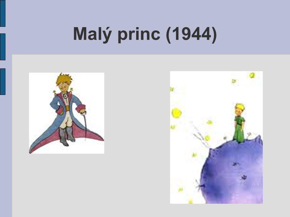 Malý princ (1944)