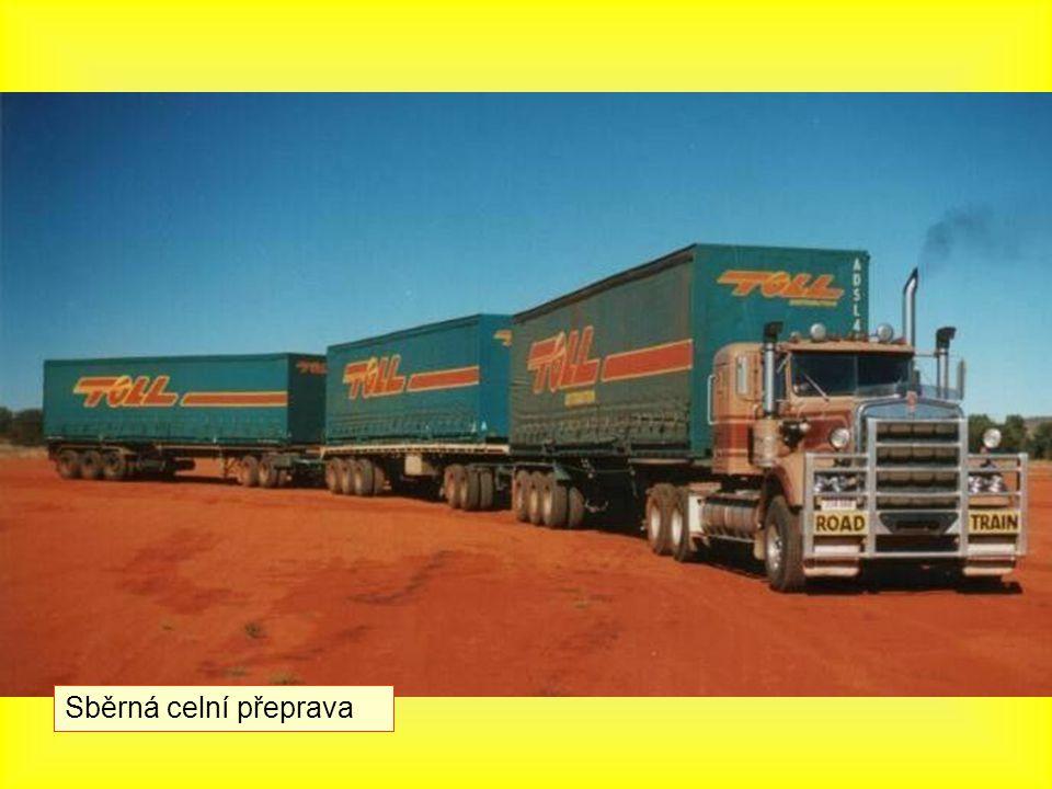 Sběrná celní přeprava