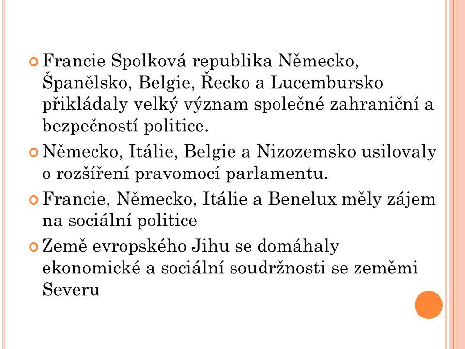 K ONCEPCE TŘÍ PILÍŘŮ I.Pilíř – Evropské společenství Představuje nejvýznamnější ze tří pilířů.