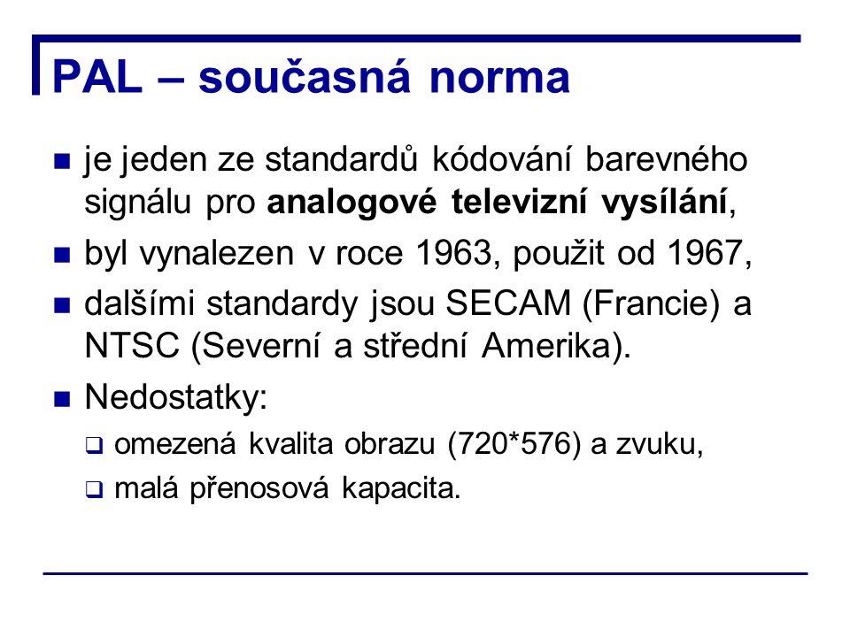 DVB-T: Multiplex A 6. listopadu 2006