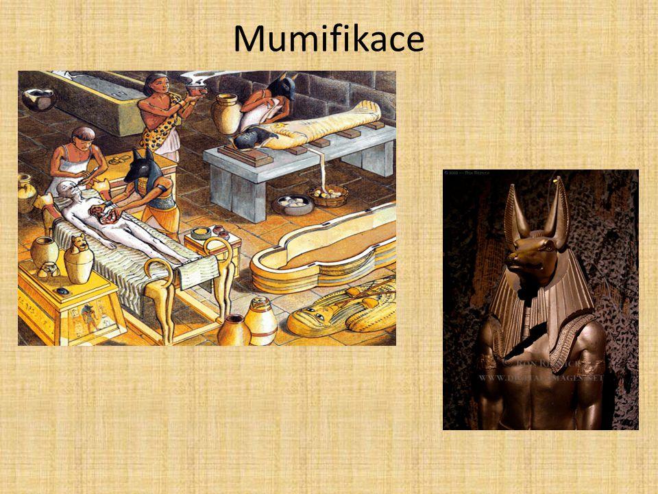 Mumifikace
