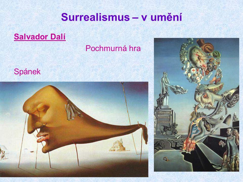 Salvador Dalí Obličej Mae Westové, použitý jako surrealistické apartmá Měkká konstrukce s vařenými boby (Přízrak války)