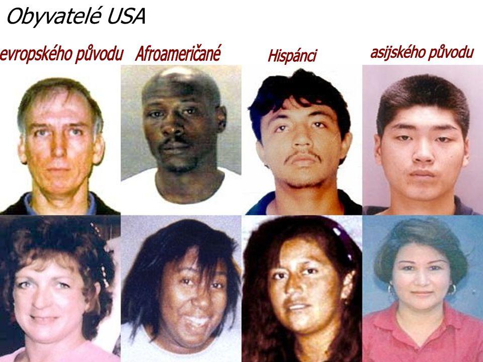 Obyvatelé USA