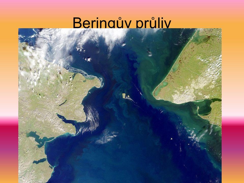Beringův průliv