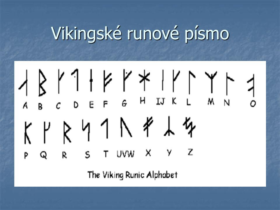Vikingské runové písmo