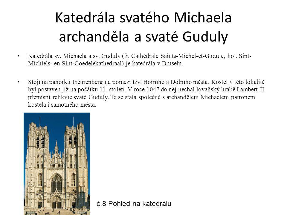 Katedrála svatého Michaela archanděla a svaté Guduly Katedrála sv.