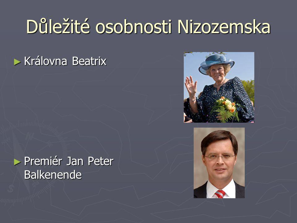 Důležité osobnosti Nizozemska ► Královna Beatrix ► Premiér Jan Peter Balkenende