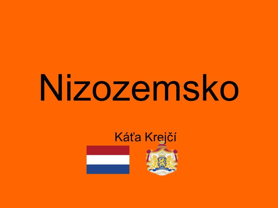 Nizozemsko – SZ Evropy