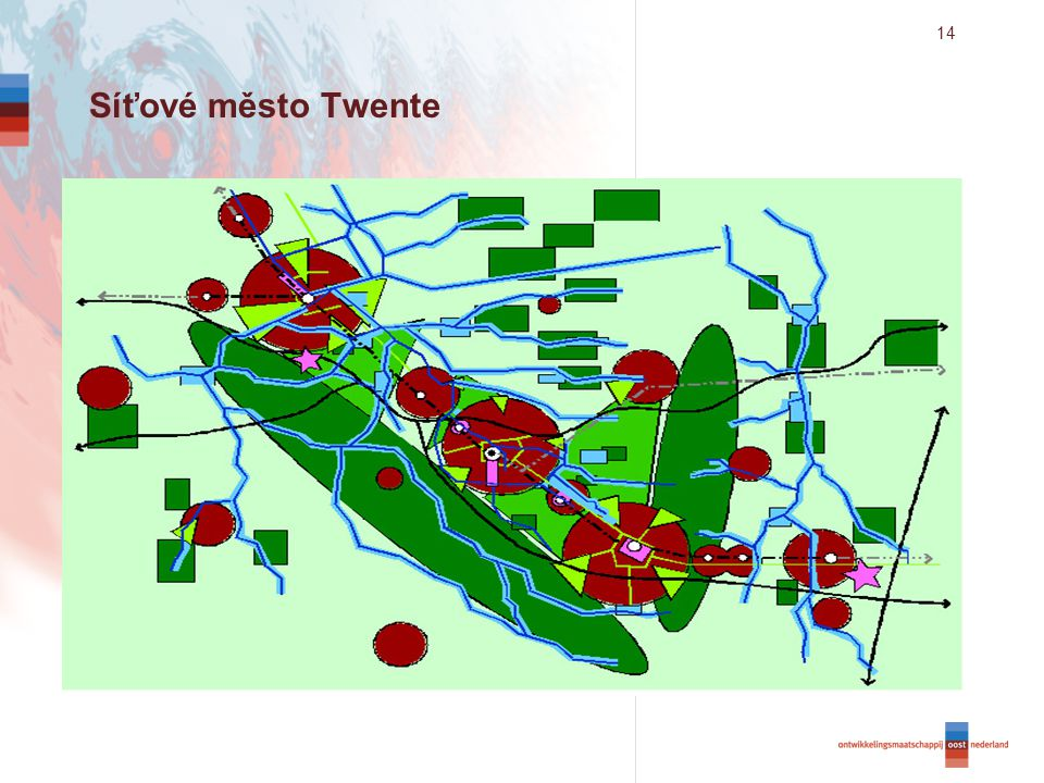 14 Síťové město Twente