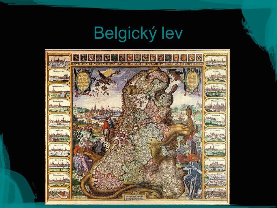 PERIODIZACE 1572 – 1585 – vlastní povstání V čele povstání Vilém Oranžský Španělé – nedostatek peněz na vedení války, demoralizace vojska 1581 – sesazen Filip II.