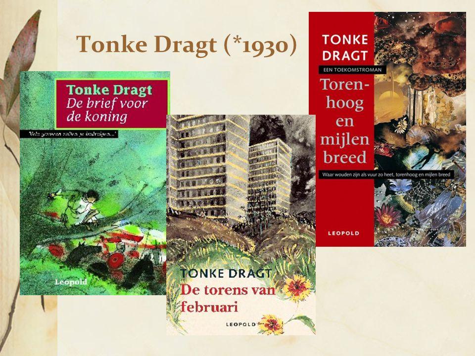 Tonke Dragt (*1930)