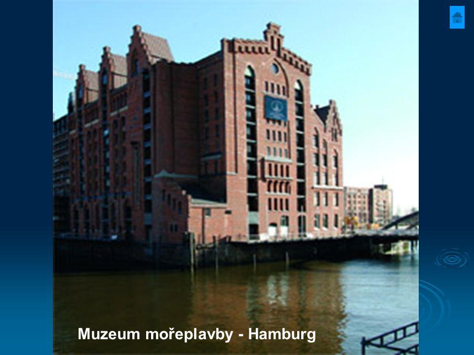 Muzeum mořeplavby - Hamburg